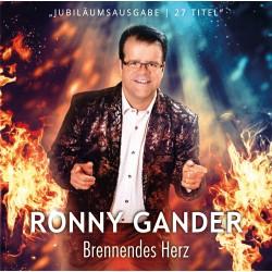 """Doppel CD """"Brennendes Herz"""""""